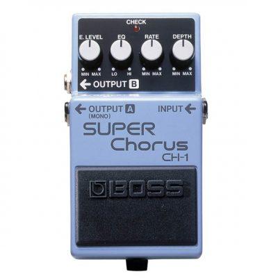 Boss CH-1 guitar chorus pedal