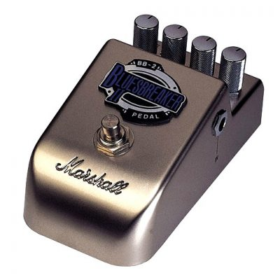 Marshall BB-2 Bluesbreaker overdrive guitar effects pedal