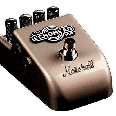 Marshall Echo Head EH-1 stereo digital delay guitar effects pedal NEW