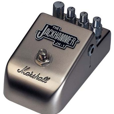 Marshall JH-1 Jackhammer metal distortion guitar effects pedal