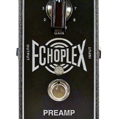 MXR EP101 Echoplex guitar booster / pre-amp effects pedal