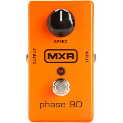 MXR M101 Phase 90 Orange Phaser Pedal. Guitar Accessory