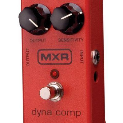 MXR M102 Dyna Comp guitar compressor pedal - instant country tone