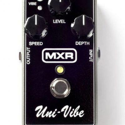 MXR Uni Vibe JD-M68 chorus / vibrato guitar effects pedal