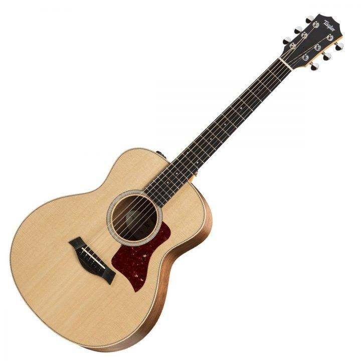 taylor gs mini-e walnut guitar