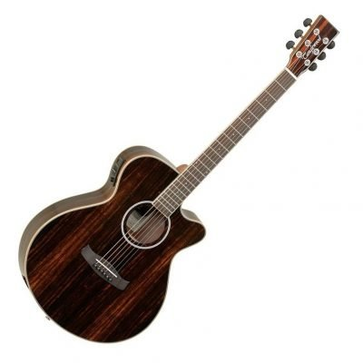 TANGLEWOOD DISCOVERY EXOTIC EBONY