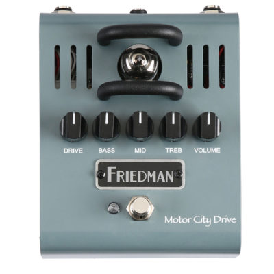 friedman motor city drive at guitar mania