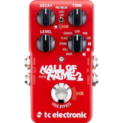 used tc hall of fame pedal