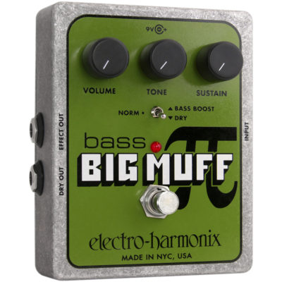 EH BASS BIG MUFF PI