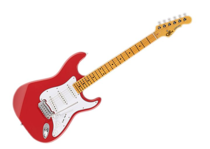 g&l tribute legacy red
