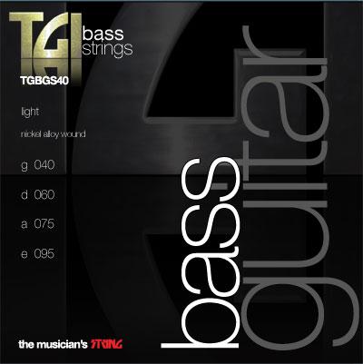 tgi bass strings