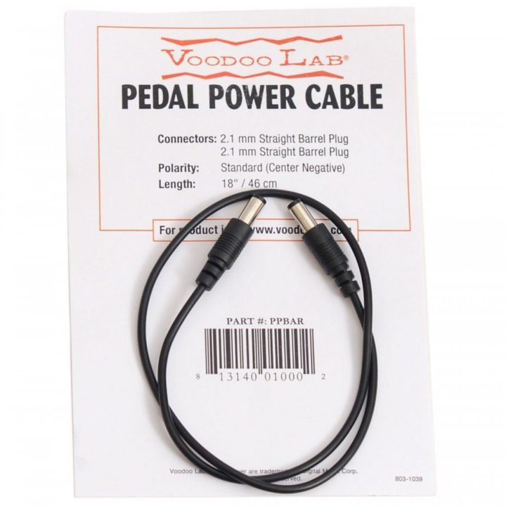 voodoo labs 18in cable