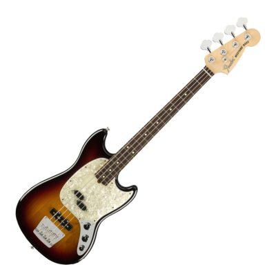 fender am performer mustang bass